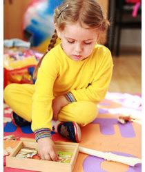 Патопсихологическое обследование ребенка (ЗПР)
