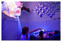 Комната для ребенка-аутиста