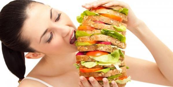Навязчивое переедание