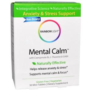 Mental calm